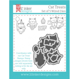 Die set -  Cat Treats Lil'inker Design