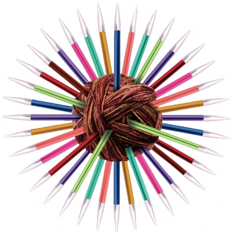 Aiguilles circulaires interchangeables Zing Knitpro