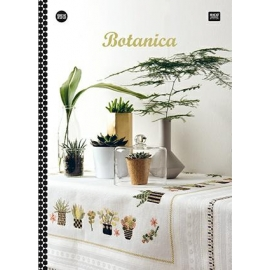 Botanica - point de croix - Rico Design