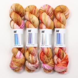 Hedgehog Sock yarn Harvest