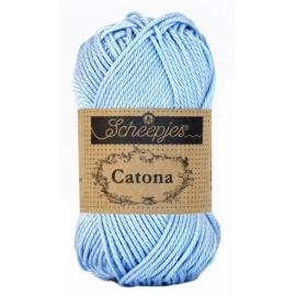 Catona Scheepjes Bleu jacinthe - N° 173