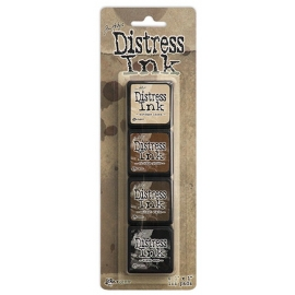Tim Holtz® Mini Distress Ink Pad Kits