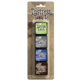 Tim Holtz® Mini Distress Ink Pad Kits 14