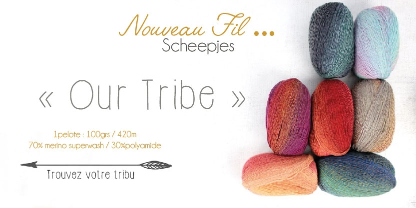 Our tribe Scheepjes