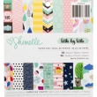 Bloc 15 x 15 American Crafts little by little Shimelle