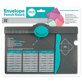 Enveloppe Punch Board We are memory Keepers