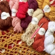 ByClaire Chunky Cotton moutarde n°10