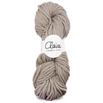 ByClaire Chunky Cotton taupe n°12
