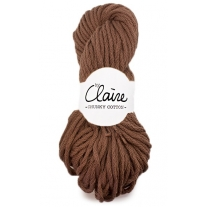 ByClaire Chunky Cotton Marron n°13