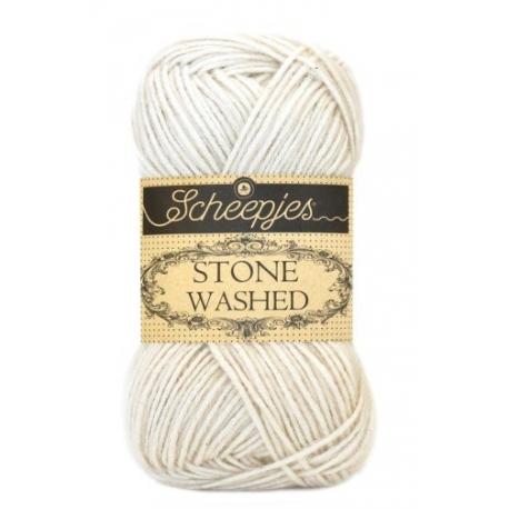 Stone washed  Scheepjes 801 Moon Stone