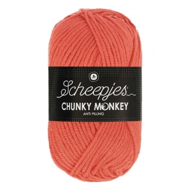 Chunky Monkey Orange foncé