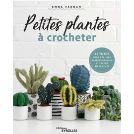 Petites plantes à crocheter