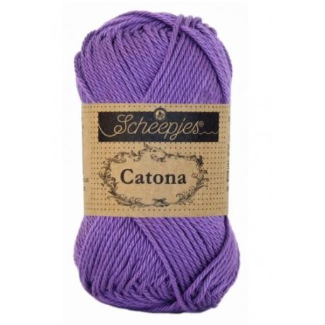 Catona Scheepjes Violet delphinium - N° 113
