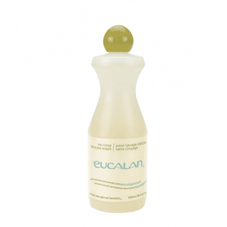 Lessive sans rinçage Eucalan - 500ml