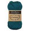 Catona Scheepjes Bleu canard - N° 401