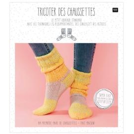Tricoter des chaussettes - Rico Design