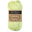 Catona Scheepjes Vert citron - N° 392