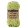 Catona Scheepjes Vert citron - N° 512