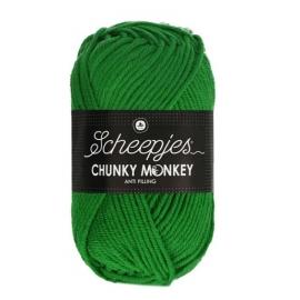Chunky Monkey vert emeraude