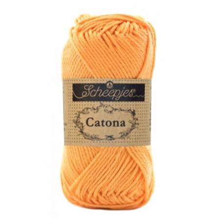 Catona Scheepjes Orange doux - N° 411