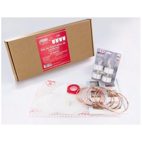 Kit de fabrication pour lanternes