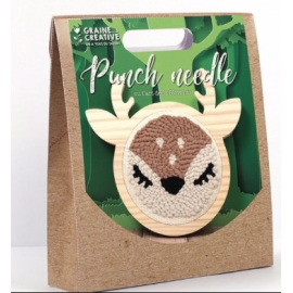 Kit Punch needle - biche
