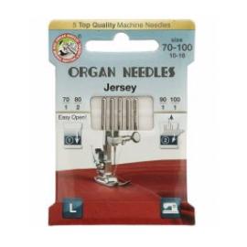 Organ Needles - Jersey