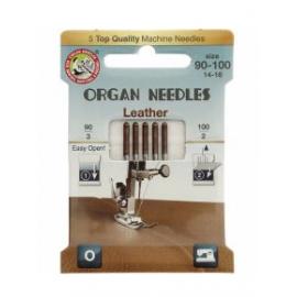 Organ Needles - cuir