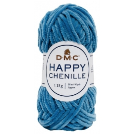 Fil Happy Chenille DMC -  océan 26