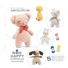 Livret Happy Chenille Volume 3