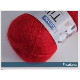 Filcolana Tilia - chinese red 218