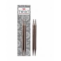 Aiguilles interchangeables Chiaogoo Twist lace S