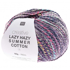 Lazy Hazy violet 007