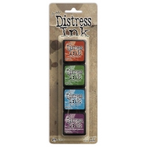 Tim Holtz® Mini Distress Ink Pad Kits 2