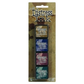 Tim Holtz® Mini Distress Ink Pad Kits 12
