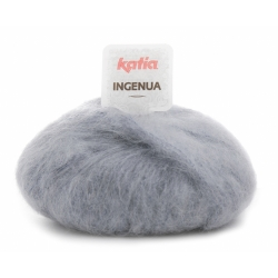 Ingenua Katia - gris bleu 52