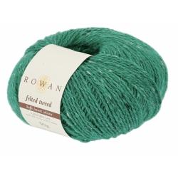 Felted Tweed Rowan - Electric Green 203