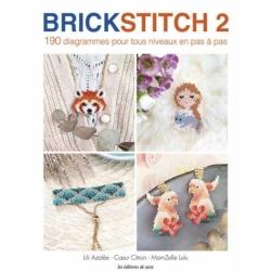 LE BRICK STITCH 2 EN PAS A PAS