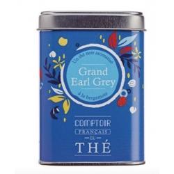 GRAND EARL GREY - thé noir