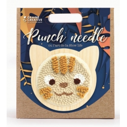 Kit Punch needle - Chat