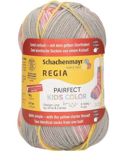 Regia - laine à chaussettes