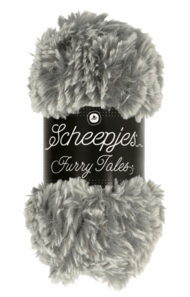 Furry Tales - Fil fourrure - Scheepjes