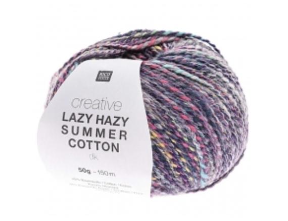 Lazy Hazy Summer Cotton - Rico Design