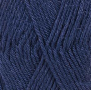 1193_Color_bleu marine uni colour 9016